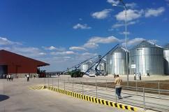 Constructie silozuri si hala depozitare Oravita