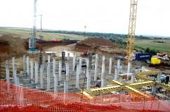 Constructie crama Petrovaselo – Recas din 2010